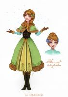 Anna and lolita fashion by Moon-In-Milk