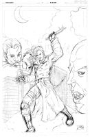 Blood Watch cover pencils by ArtisticSchmidt