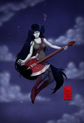 Marceline, The Vampire Queen by Maiss-Thro