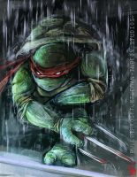 Raph fullpaint by bulletproofturtleman
