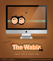 The Wabiz Wallpaper by yyylny