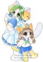 Di Gi Charat-Complete by leotheyardiechick