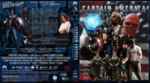 Captain America-The First Avenger by imacmaniac