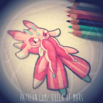 Lurantis by Hyzave
