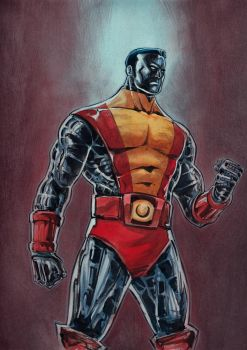 Colossus by Kromdor