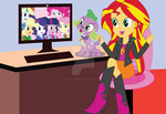 MLP EG: A call from the other side of the world