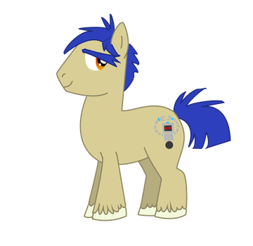 My Little Pony: Mike by Dragonmistral