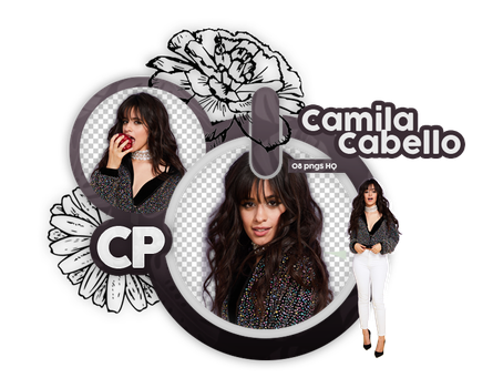 Png Pack 894 // Camila Cabello by confidentpngs