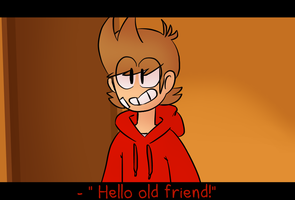 It's me! Tord | Eddsworld by Puppyrelp