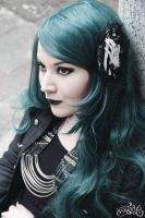 Goth Girl by MADmoiselleMeli