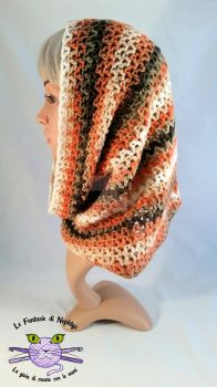 Hood Cowl model Mountains by lefantasiedinephtys