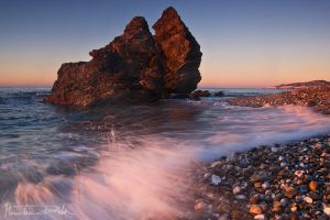 Stranded Rocks by PictureElement