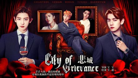 City of Grievance by cforsure