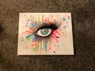 Eye see a come back coming by Jinx135