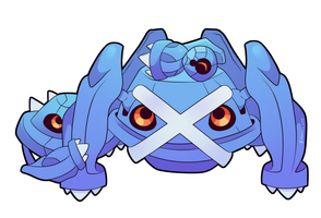 COMMISSION: Metagross Family