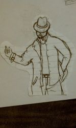 Another 30's style guy by artsy2012