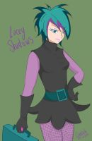 Lacey Shadows - The Modifyers by Canela6