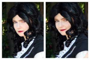 + Two faces of Yen + by radamenes