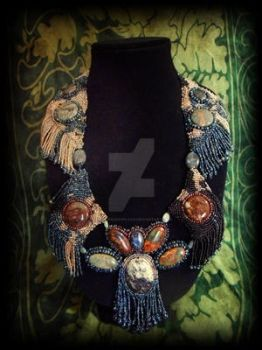 The Artemis Necklace by Persephonesplace