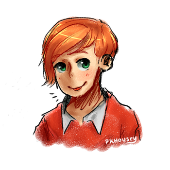 local gingerman goes blep by PkHousey