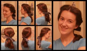 How To: Belle's Day Hair 2 by Durnesque