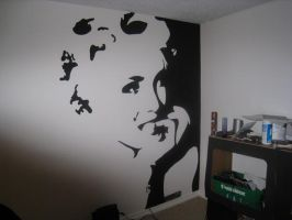 marilyn monroe by saedomar