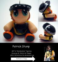 Patrick Stump 'Marshmallow' by skitzofrenicfox