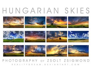 The Hungarian Skies Calendar 3 by realityDream