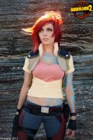 Borderlands 2 - Lilith - 05 - by beethy