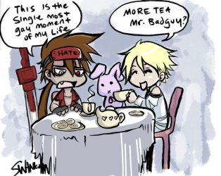 GGear - Join the tea party by sw