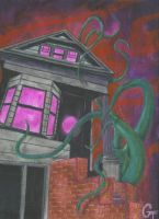 The Dreams in the Black House by TAYLOR9