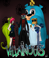Villainous by DreamyLois