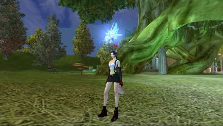 PW Custom Fashion Design Tifa Set by akeya22