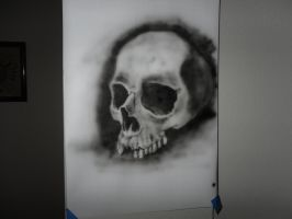 Airbrush -  First Attempt by ce3Design