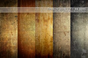 : Texture pack - 19 On wood :: by Liek
