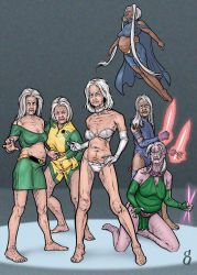X-Women Old Age by DrainAge-AP