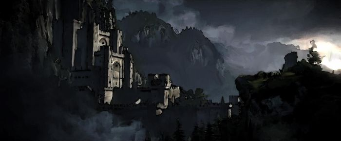 Thewitch3 Castle by Damrick