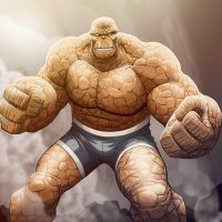 The Thing by Fuacka