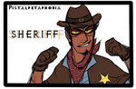 Sheriff Stamp by Hashtag-Sadface