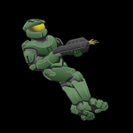 SGDQ 2017 - Halo: Combat Evolved by GeminiShadows