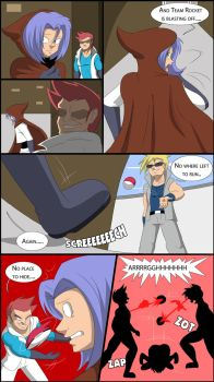 Whatever happened to James_Pokemon TG/TF Page 1 by TFSubmissions