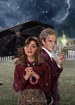 Doctor Who - Titan Comics: Twelfth Doctor 2.2 by willbrooks