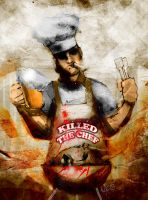 killed the chef by NELZ
