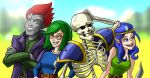 Breath of Death VII - The Crew by slash000