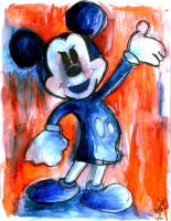 Mickey Mouse by sadi3-g