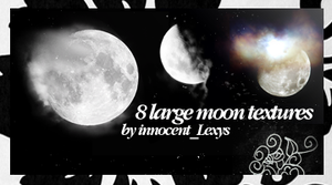 Moony 2 by innocentLexys