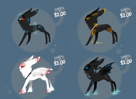 Paypal Reek Auction .:CLOSED:. by Skullz-adopts