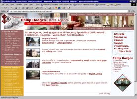 Philip Hodges Estate Agents by infodesh