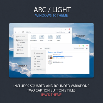 ARC Light by niivu