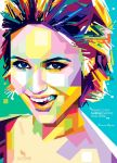 Dianna Agron WPAP by opparudy